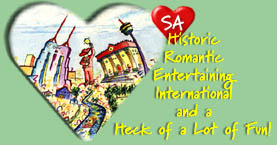Welcome to Heart of San Antonio!